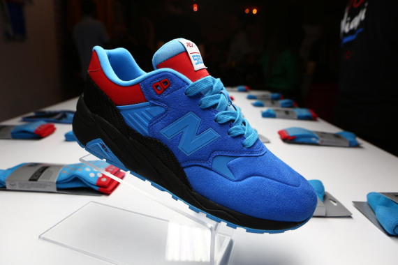 Shoe Gallery x New Balance 580 REVlite