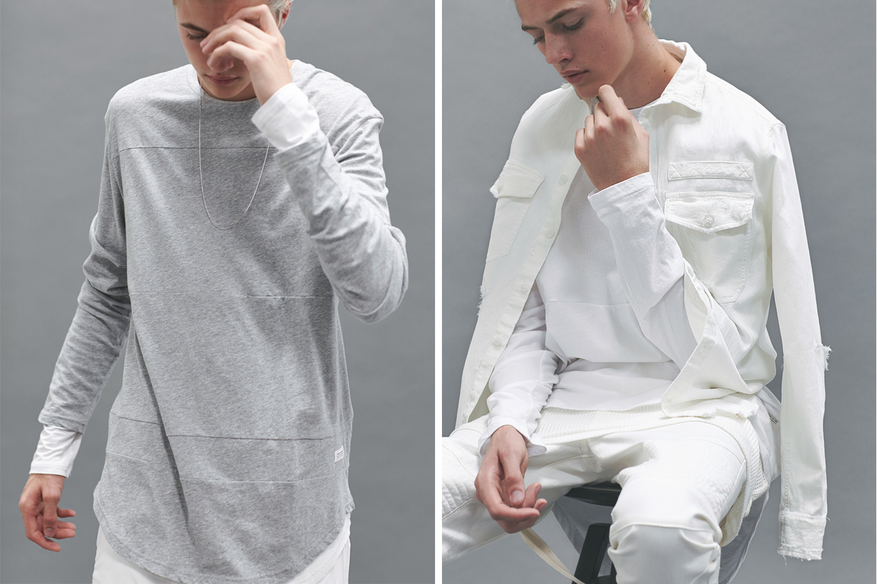 Stampd: collection Essentials automne-hiver 2014