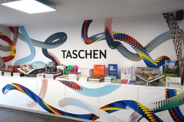 taschen, pop up, photographie