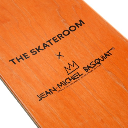 The Skateroom Jean-Michel Basquiat