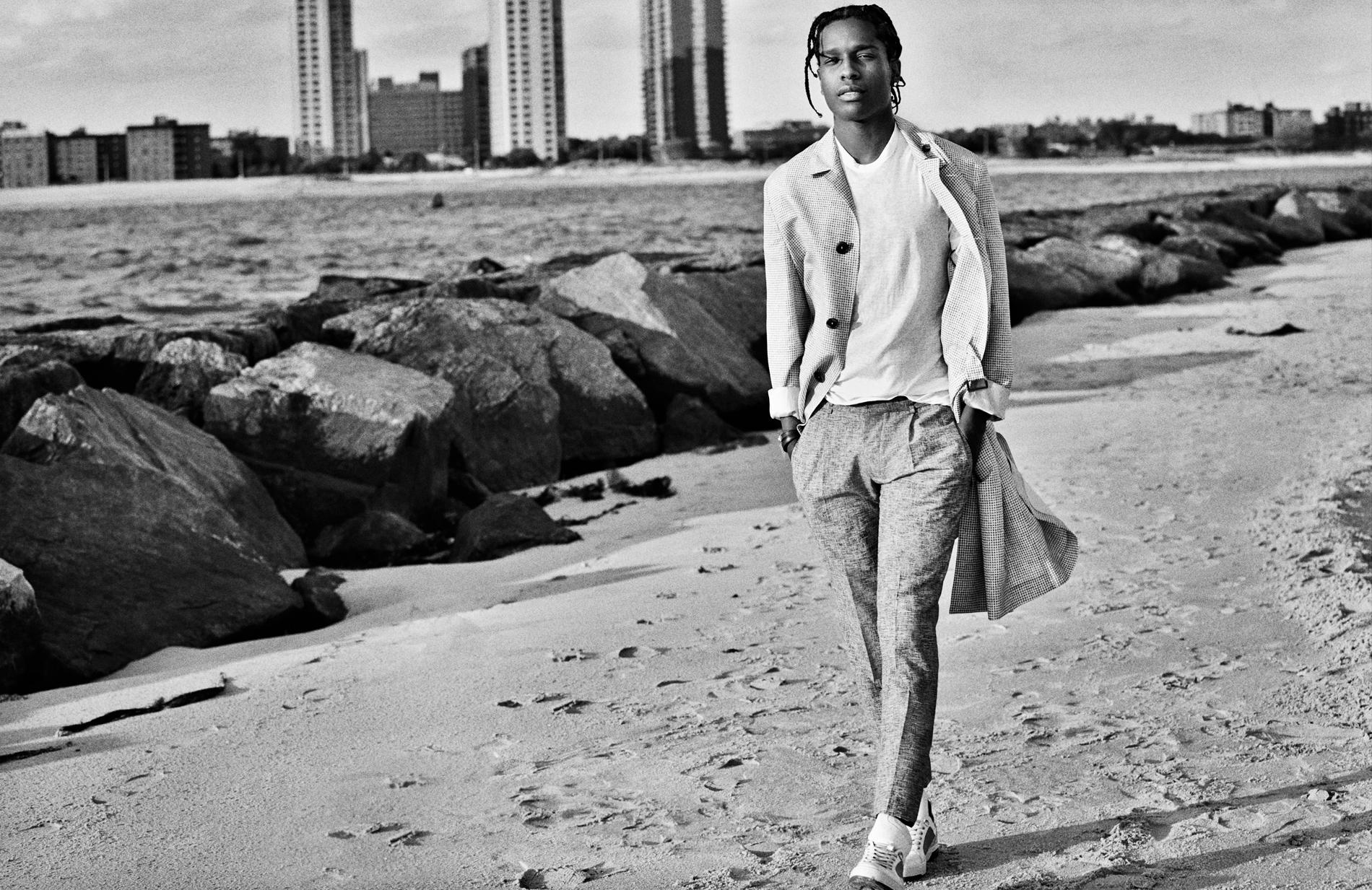 A$AP Rocky en tête d'affiche du nouveau film publicitaire de Salvatore Ferragamo