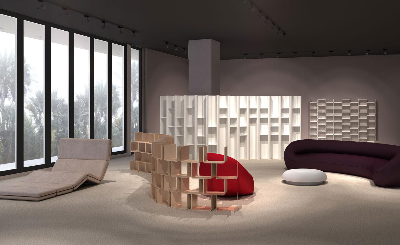 Pierre Paulin chez Louis Vuitton