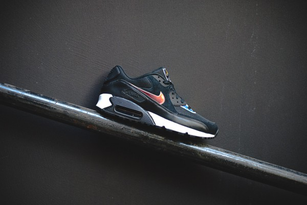 Air Max 90 PRM Black/Ivory
