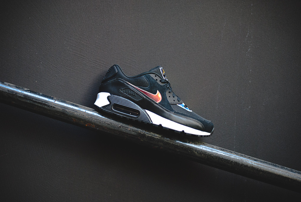 Nike Air Max 90 Premium Black/Ivory