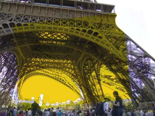 DSC08163-Eiffel jaune - copie