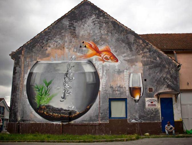 Lonac Street Art