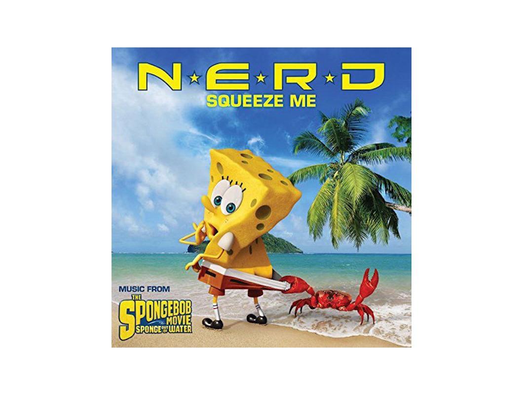 N.E.R.D revient avec «Squeeze me»