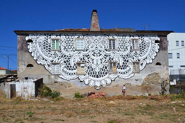 NeSpoon, Lace Art