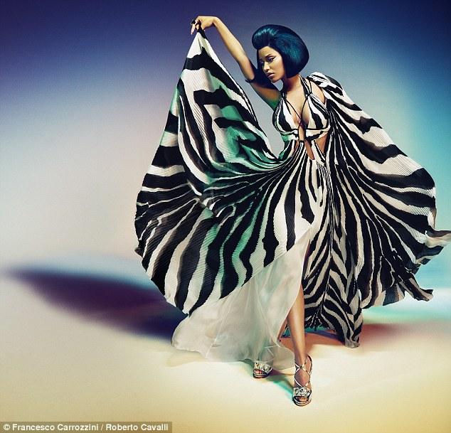 Nicki Minaj Cavalli 10