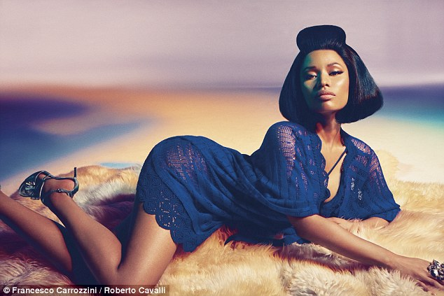 Nicki Minaj Cavalli 5