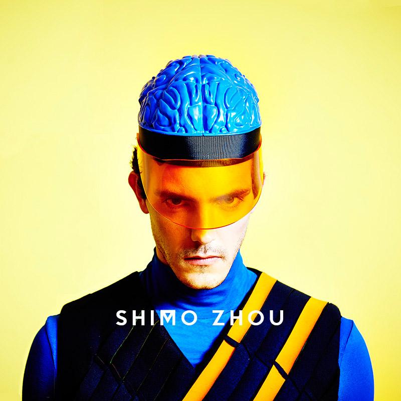 La mode architecturée de Shimo Zhou