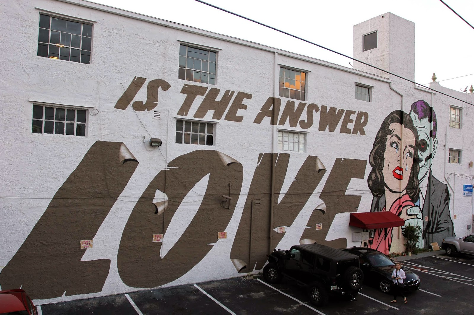 Art Basel Miami aussi en mode street art