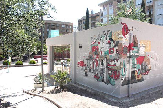 Dulk Street Art
