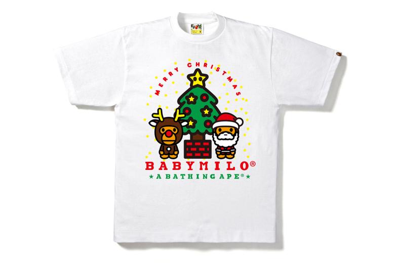 T - shirt - A Bathing Ape - Christmas