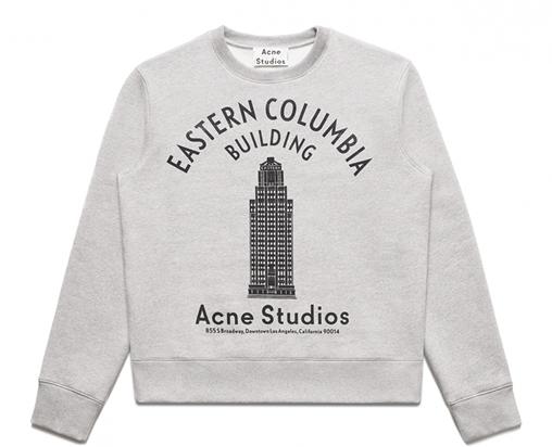 Acne Studios fête le premier anniversaire de la boutique de Downtown LA