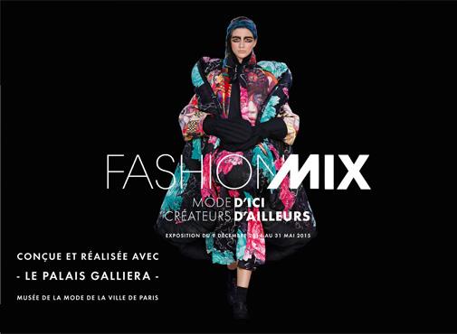 L'exposition «Fashion Mix» célèbre la mode d'ici, venue d'ailleurs