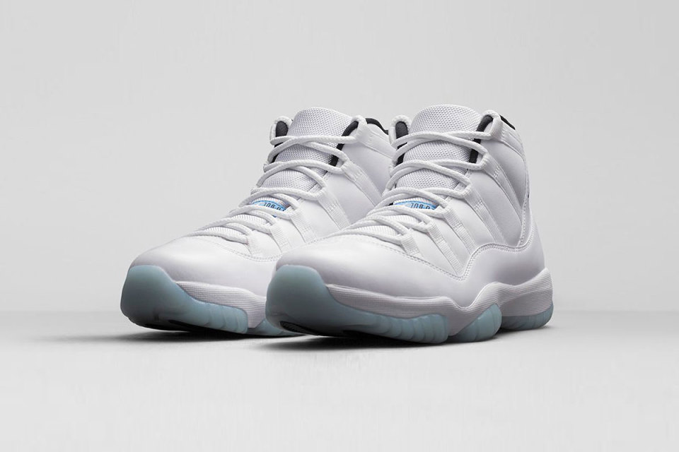 Air Jordan 11 Retro « Legend Blue »