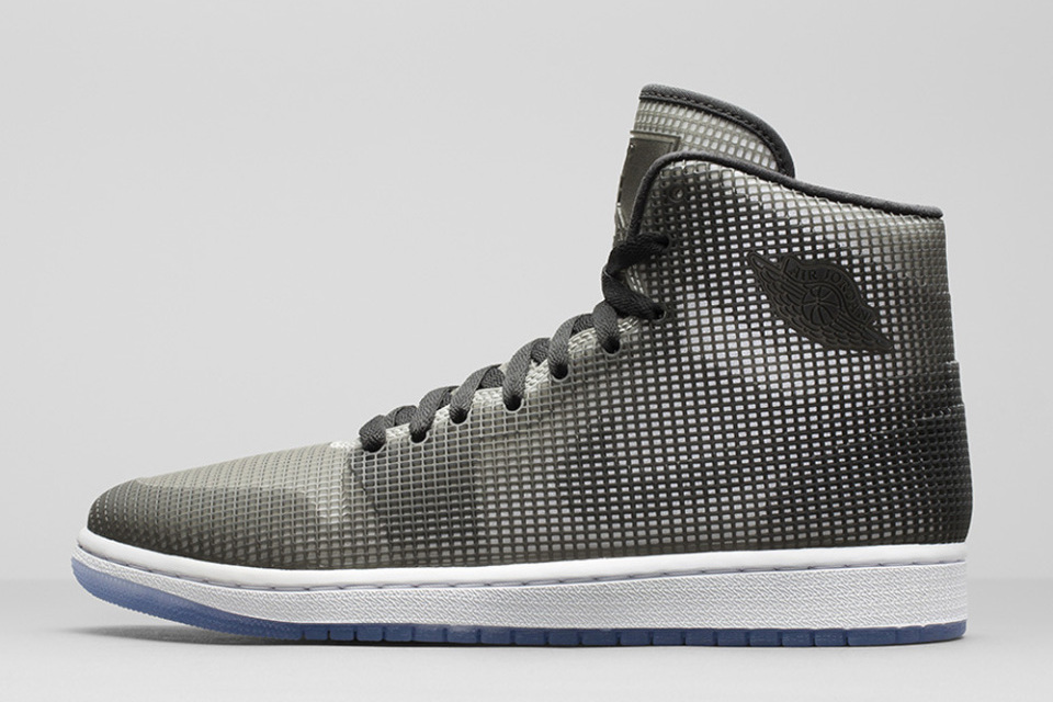 "Air Jordan 4LAB1 ""Black/Reflect Silver"""