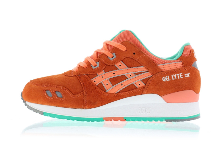 ASICS Gel Lyte 3 III – Pack Printemps 2015