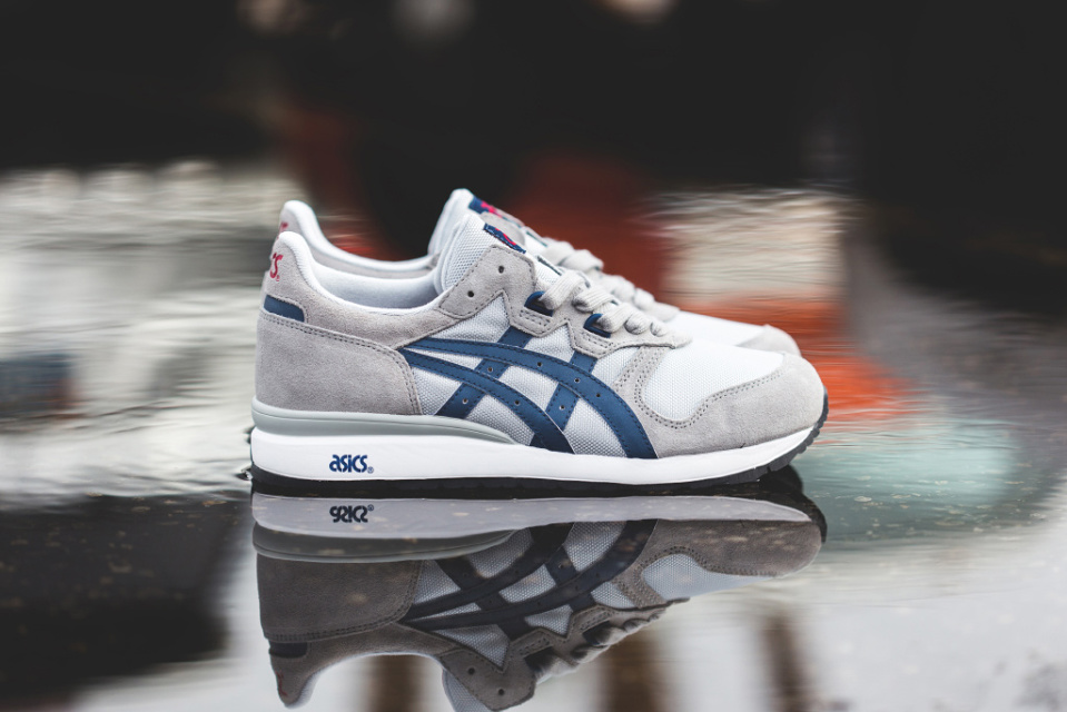 ASICS Gel Epirus « Light Grey/Navy »