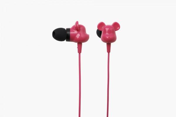 Bearbrick Medicom Toy Radius écouteurs
