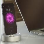 BEVL dévoile un dock pour l'iphone 6 et l'iphone 6 plus