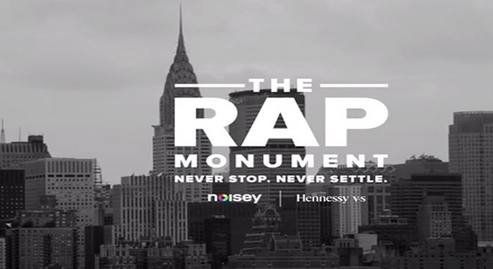 « The Rap Monument », la collaboration Noisey/Hennessy en intégralité