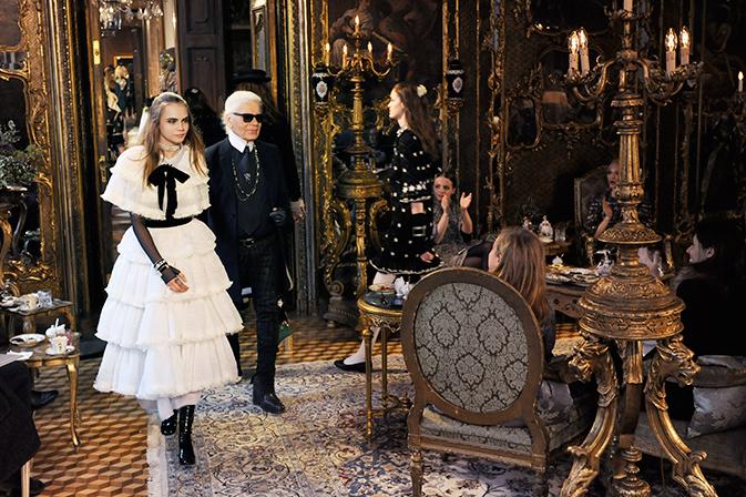 Le défilé Métiers d'Art Paris-Salzburg de Chanel