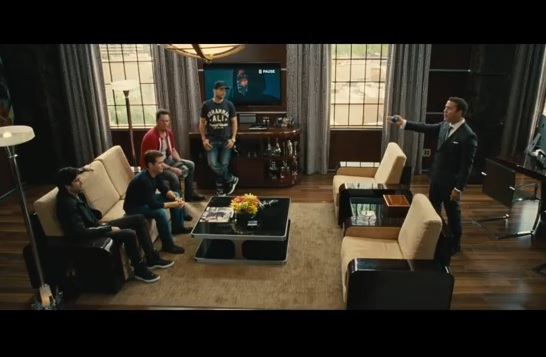 Le trailer d' « Entourage », le film