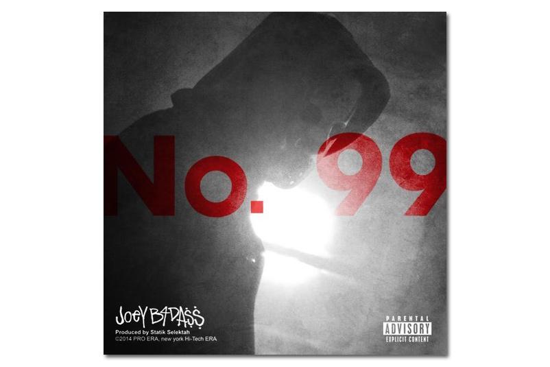 Joey Bada$$ « No. 99 », deuxième extrait de son album « B4.DA.$$ » (clip)