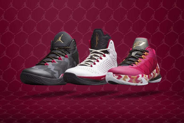 Les cadeaux de Noël de Jordan Brand