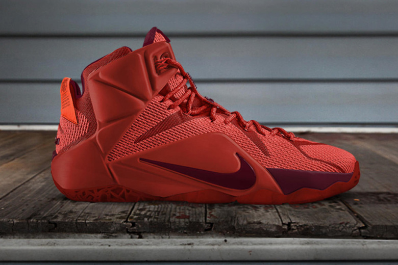 Nike Lebron 12 - Victoria young