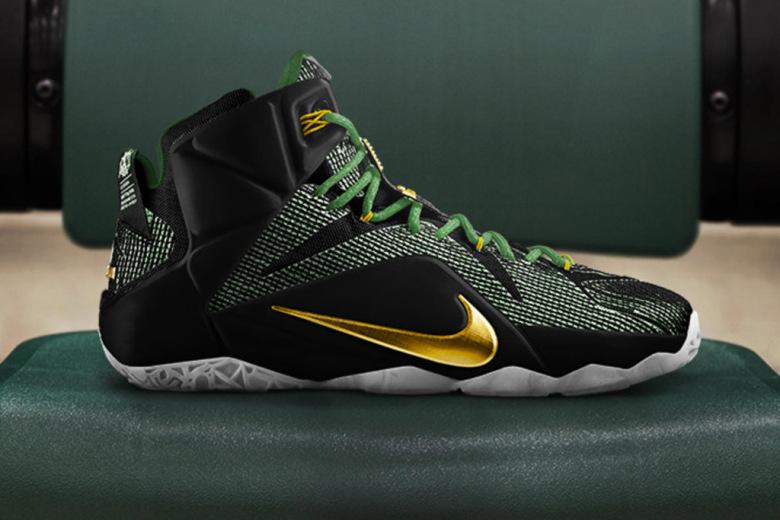 Nike Lebron 12 - Coach Dru