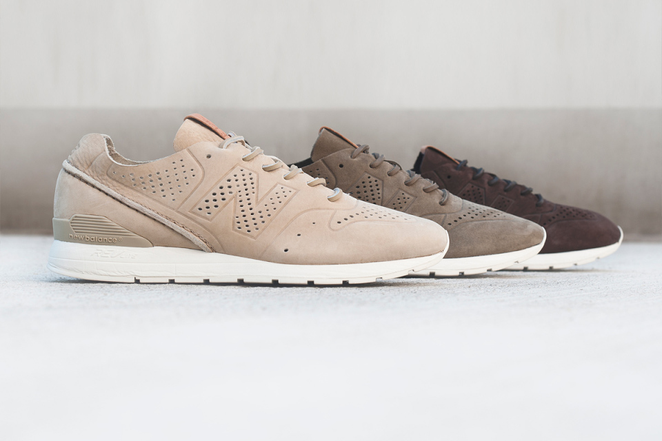 New Balance 996 « Brogue » Pack Printemps/Été 2015
