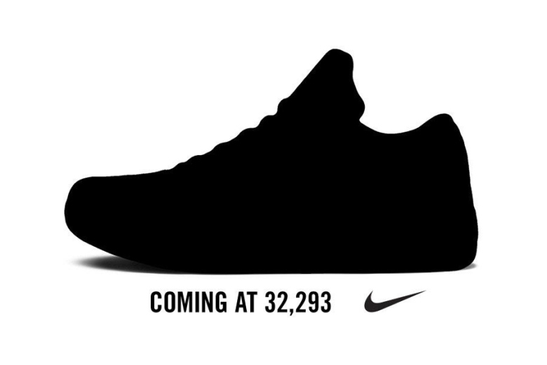 Nike Kobe X dans 77 points