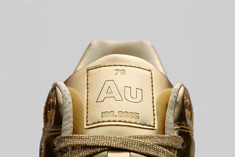 Nike Air Max 1 SP gold tag