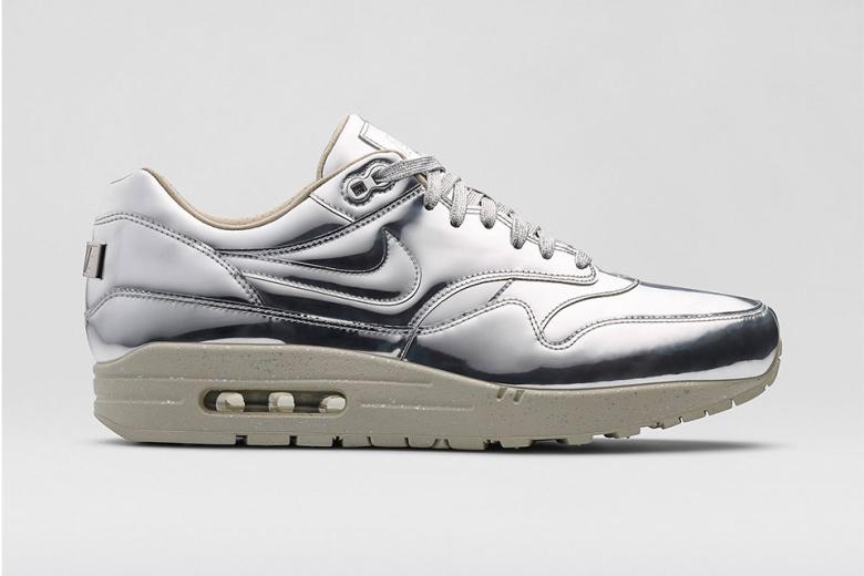 Nike Air Max 1 SP Silver