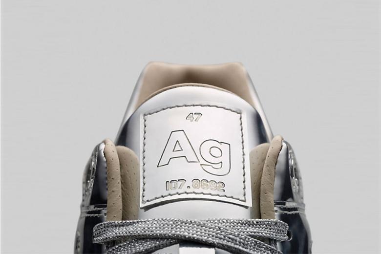 Nike Air Max 1 SP silver tag