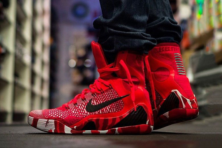 Nike Kobe 9 Elite «Christmas»