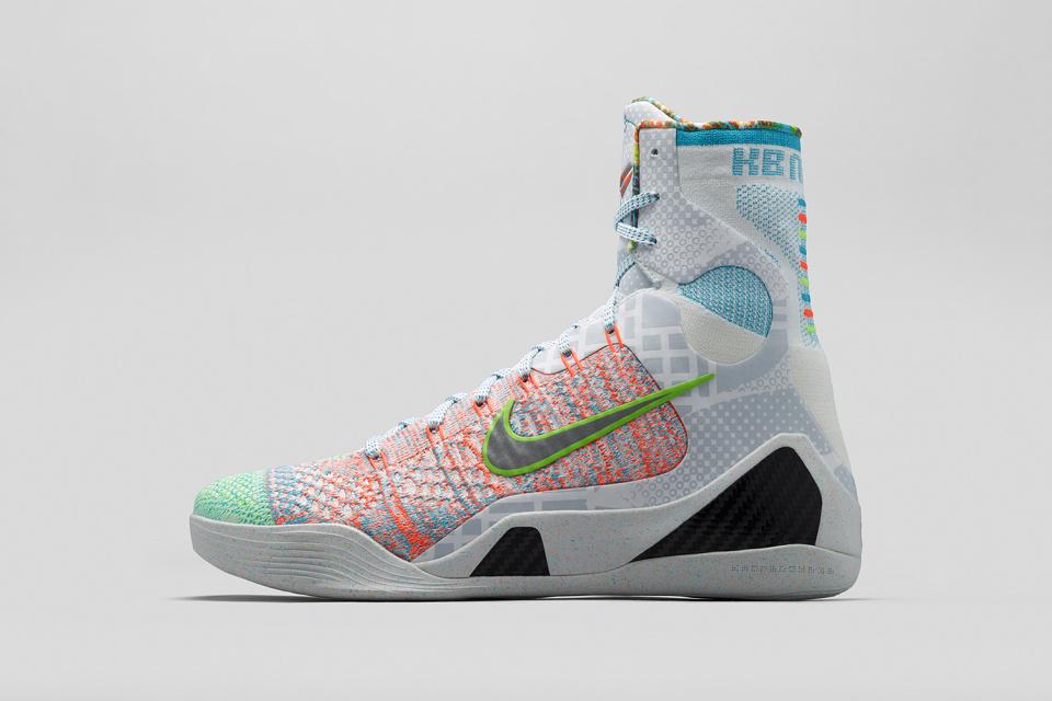 Nike Kobe 9 Elite «What The»