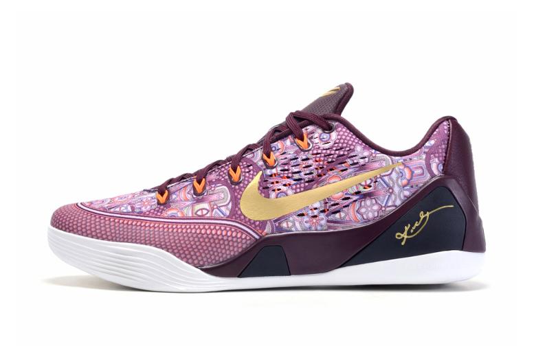 Nike Kobe 9 EM «Silk»