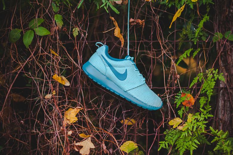 Nike Roshe Run «Bleached Turquoise»
