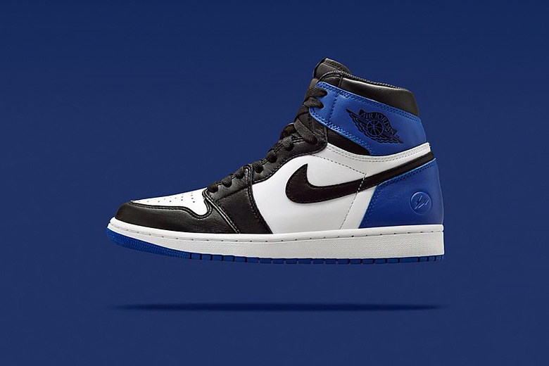 NikeLab x the fragment design : nouvelle Air Jordan 1 Retro High OG