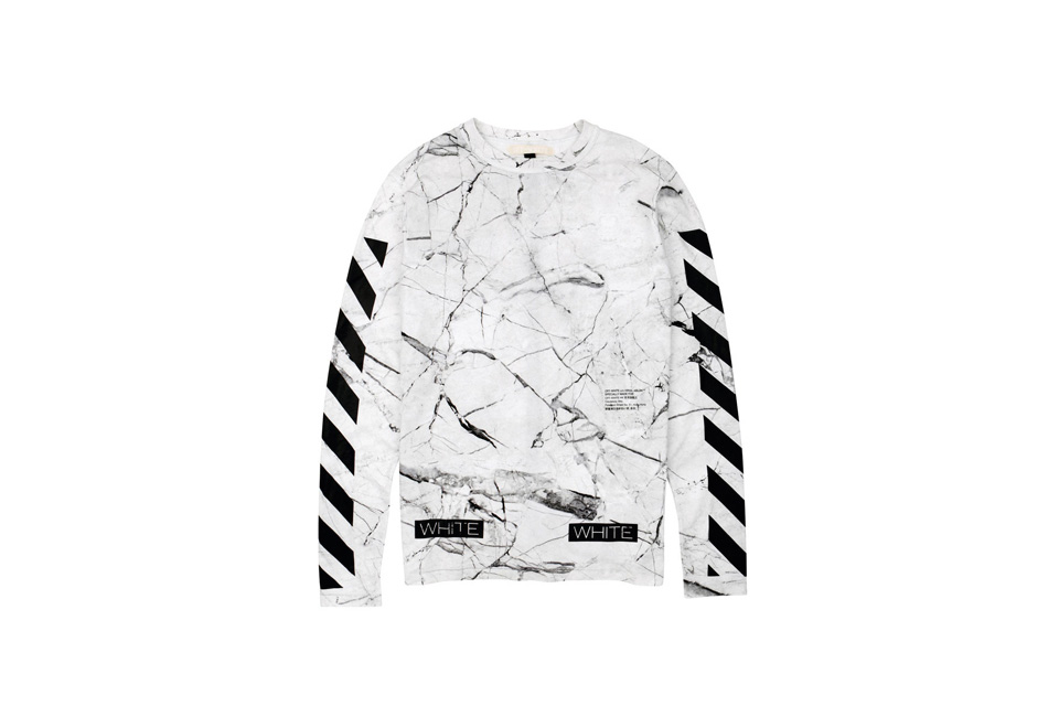 La collection-capsule Off-White x I.T