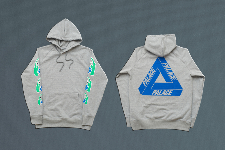 Palace Skateboards sort une nouvelle Collection Capsule