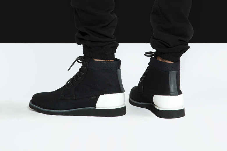 Publish Brand x Vans OTW Breton Boot SE