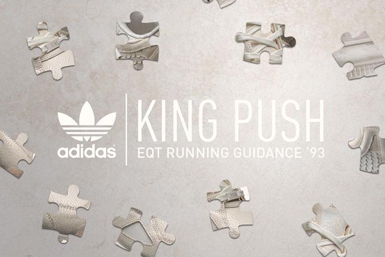Pusha T x adidas Originals EQT Running Guidance 93 Teaser