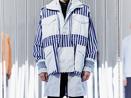 La collection homme printemps-été 2015 de Sacai