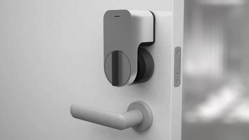 sony invente la serrure connect e intelligente trends. Black Bedroom Furniture Sets. Home Design Ideas