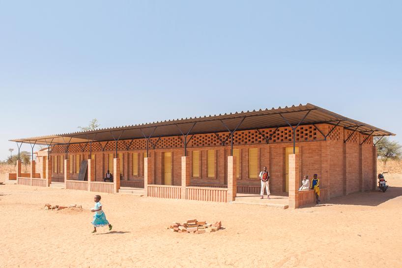 Leçon d'architecture à Gangouroubouro